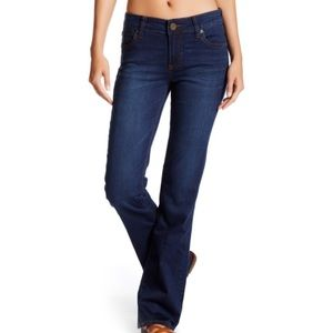 Kut from the Kloth Nicole High Rise Bootcut Jeans